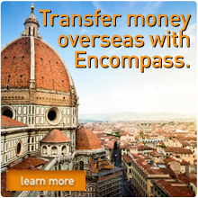 transfer money overseas